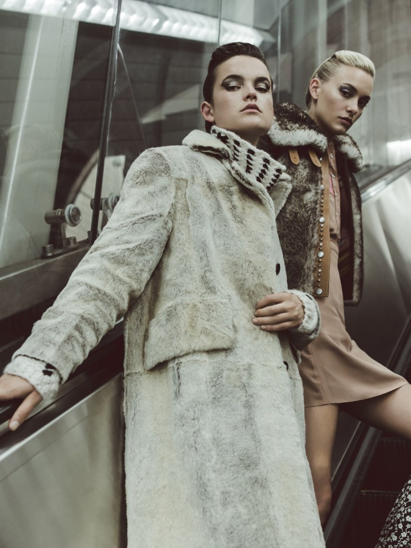 Stephanie Rad & Zoe Colivas by Matallana (10)