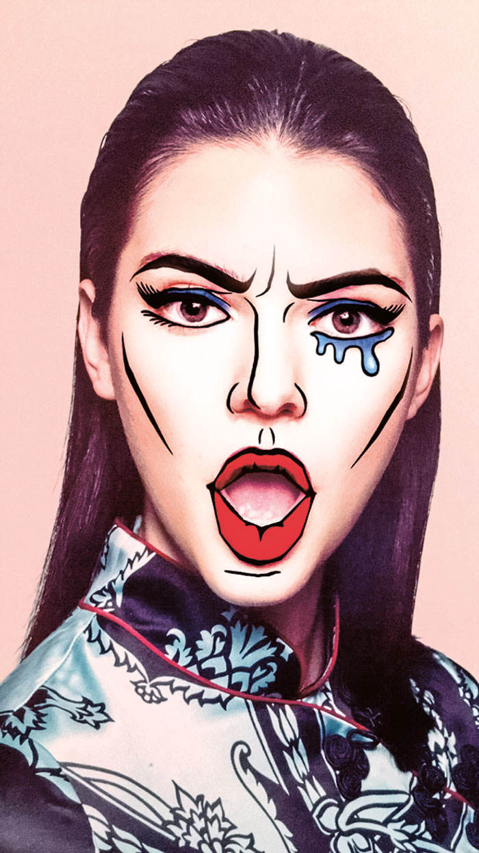 kendall-jenner-by-phil-poynter-3