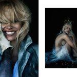 Pamela Anderson by Daniella Midenge