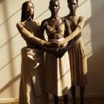 Nicole Atieno, Nyasha Matonhodze & Mari Agory by Oliver Katibi Stalmans