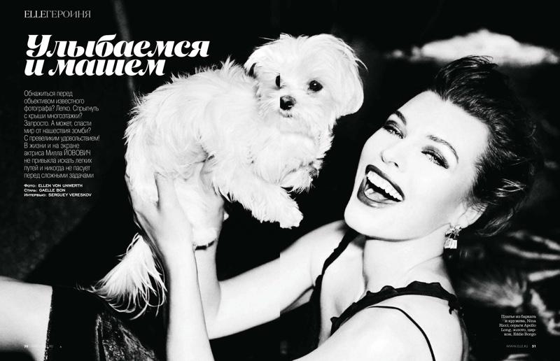 milla-jovovich-by-ellen-von-unwerth00002
