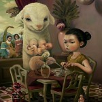 Paintings by Roby Dwi Antono