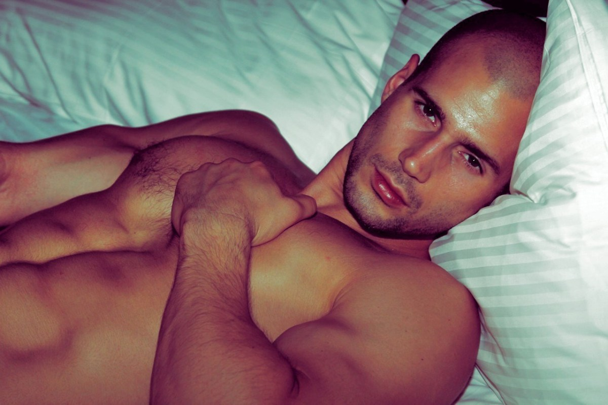 Todd Sanfield by Joe Lally