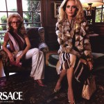 Throwback Editorial | Versace 2000 ft. Georgina Grenville & Amber Valletta