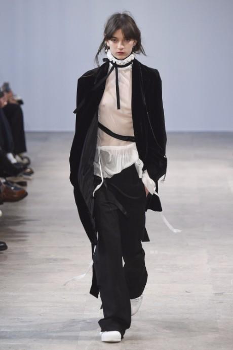 Ann Demeulemeester Menswear FW 2017 Paris17
