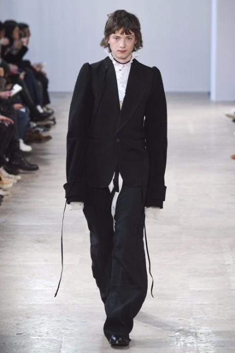 Ann Demeulemeester Menswear FW 2017 Paris5