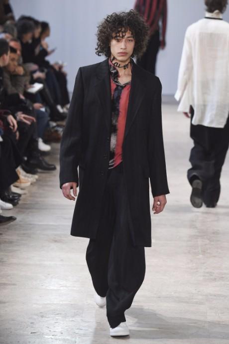 Ann Demeulemeester Menswear FW 2017 Paris7