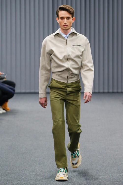 Balenciaga Menswear FW 2017 Paris19