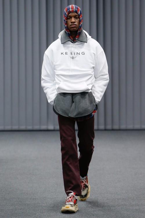 Balenciaga Menswear FW 2017 Paris30