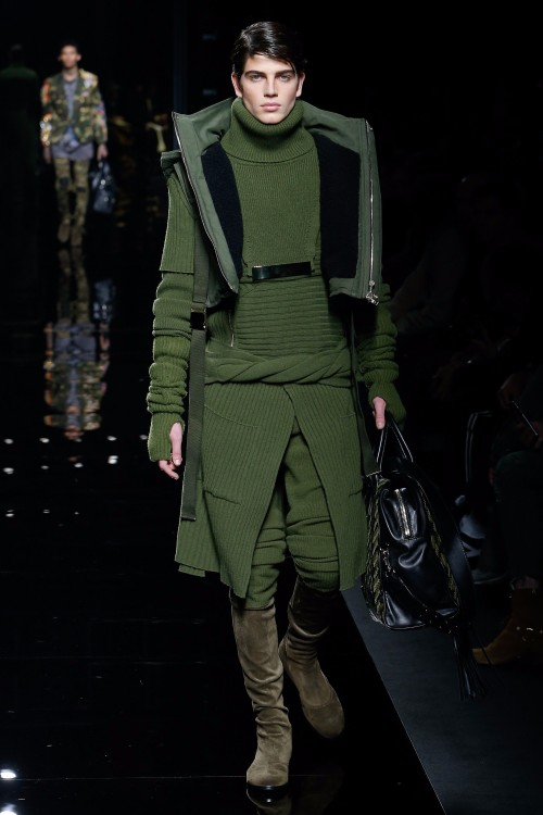 Balmain Menswear FW 2017 Paris4