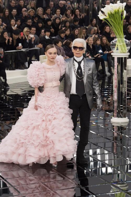 Chanel Haute Couture SS 2017 Paris67