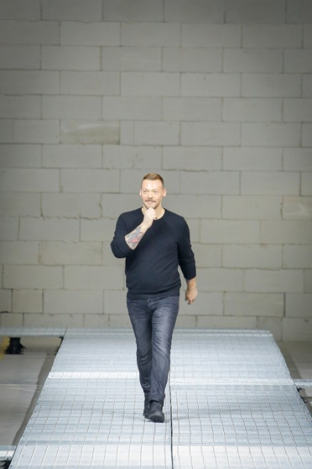 Dirk Bikkembergs Menswear FW 2017 Milan (39)