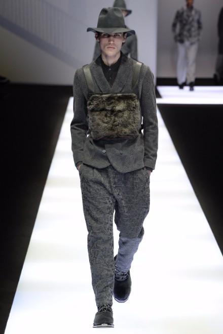 Emporio Armani Menswear FW 2017 Milan20