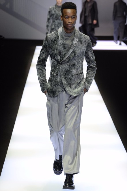 Emporio Armani Menswear FW 2017 Milan22