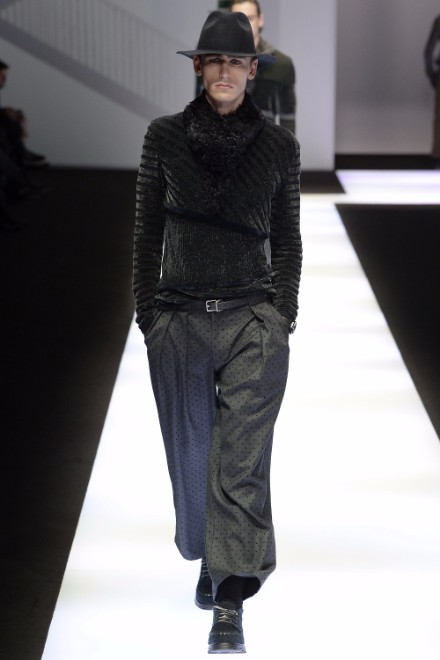 Emporio Armani Menswear FW 2017 Milan28
