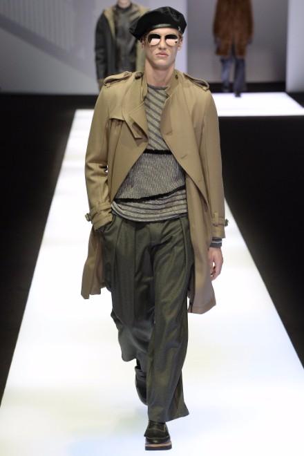 Emporio Armani Menswear FW 2017 Milan58
