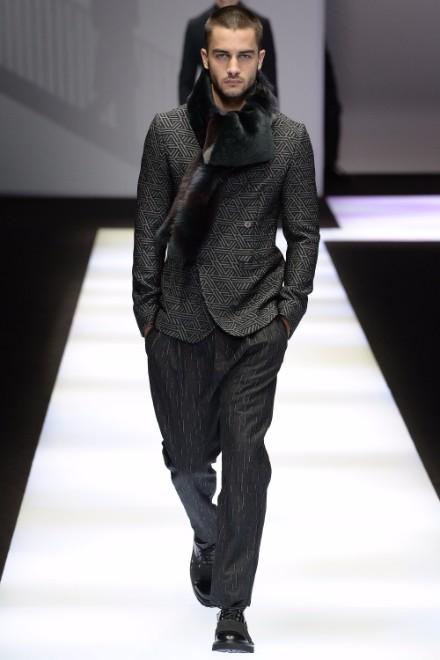 Emporio Armani Menswear FW 2017 Milan6