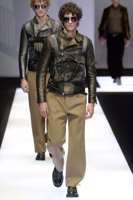 Emporio Armani Menswear FW 2017 Milan61