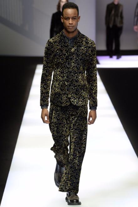 Emporio Armani Menswear FW 2017 Milan65