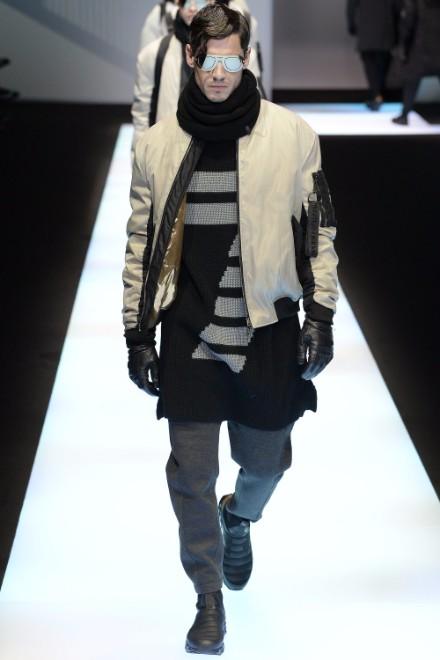 Emporio Armani Menswear FW 2017 Milan75