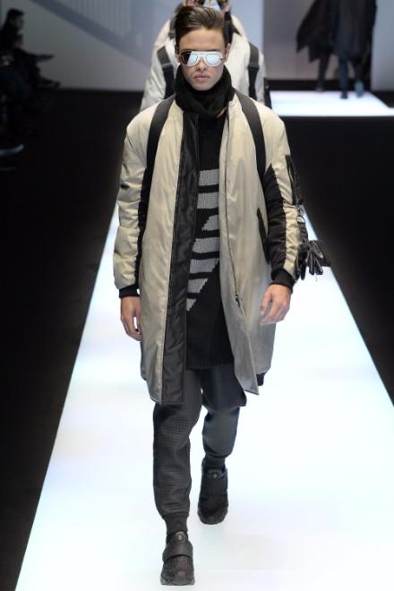 Emporio Armani Menswear FW 2017 Milan76