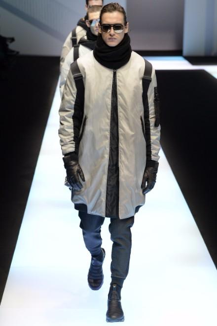 Emporio Armani Menswear FW 2017 Milan77