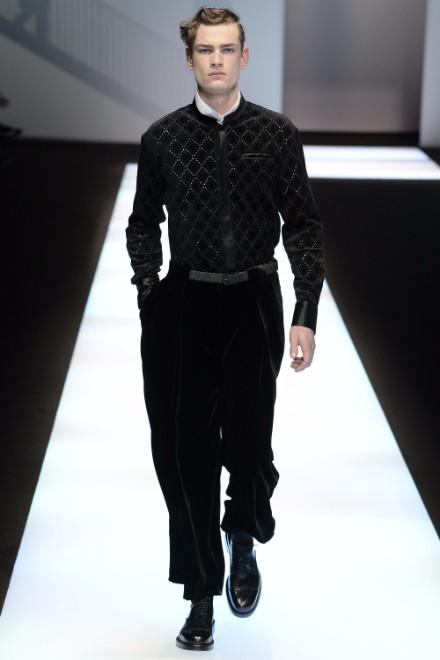 Emporio Armani Menswear FW 2017 Milan85
