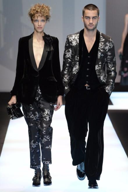 Emporio Armani Menswear FW 2017 Milan87
