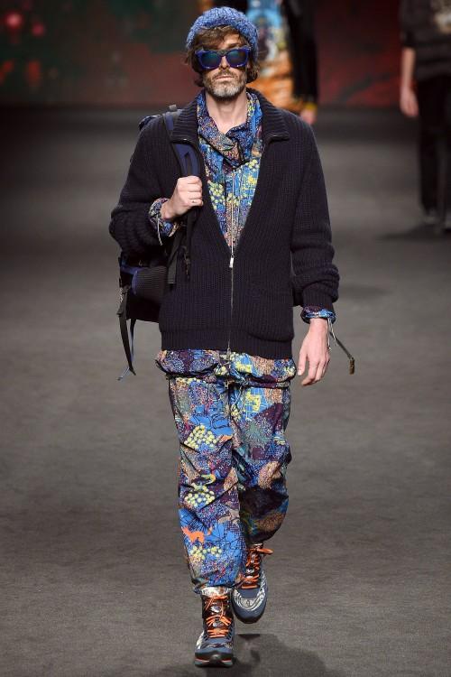 Etro Menswear FW 2017 Milan15