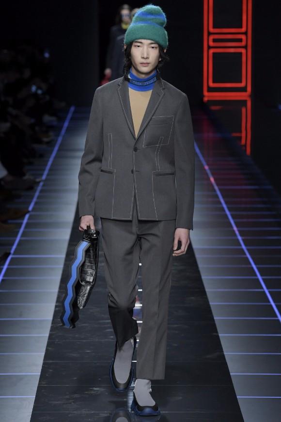 Fendi Menswear FW 2017 Milan32