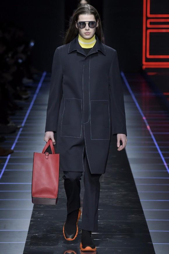 Fendi Menswear FW 2017 Milan34