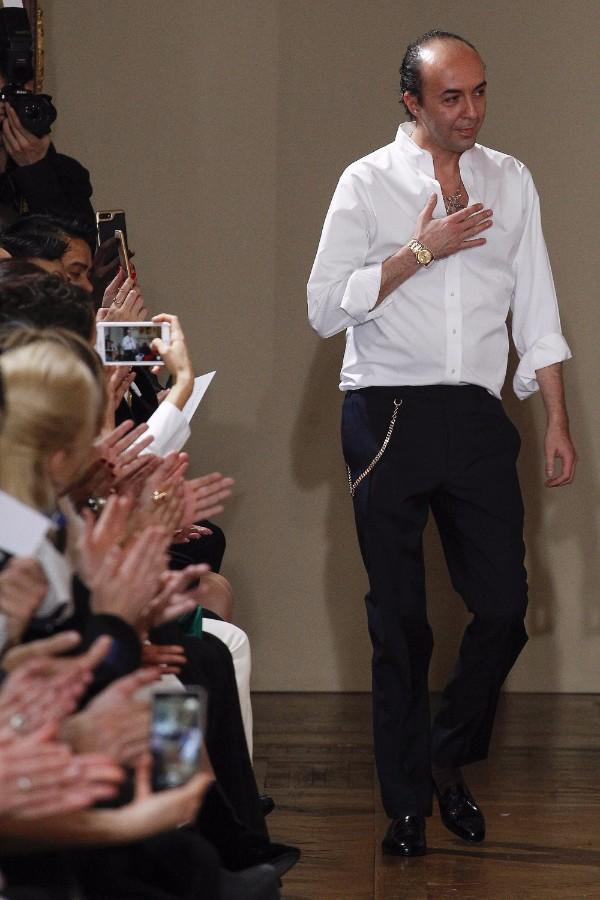 Francesco Scognamiglio Haute Couture SS 2017 Paris21