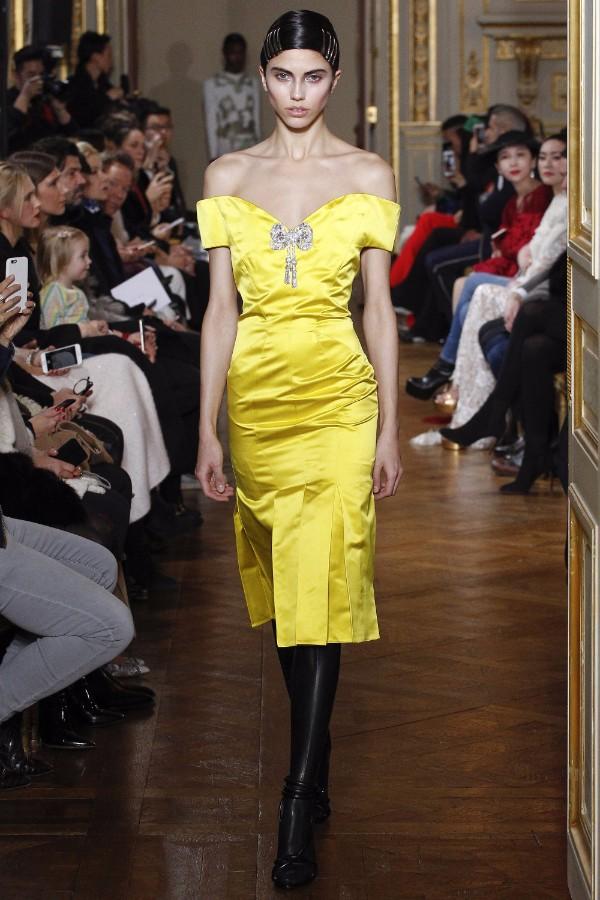 Francesco Scognamiglio Haute Couture SS 2017 Paris7