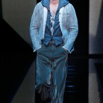Giorgio Armani Menswear F/W 2017 Milan