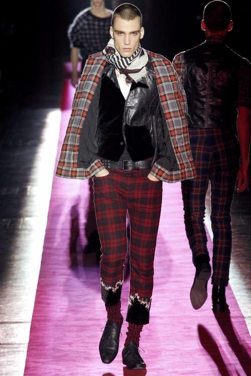 Haider Ackermann Menswear FW 2017 Paris3
