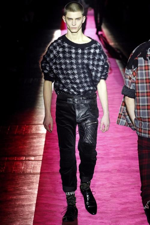 Haider Ackermann Menswear FW 2017 Paris4