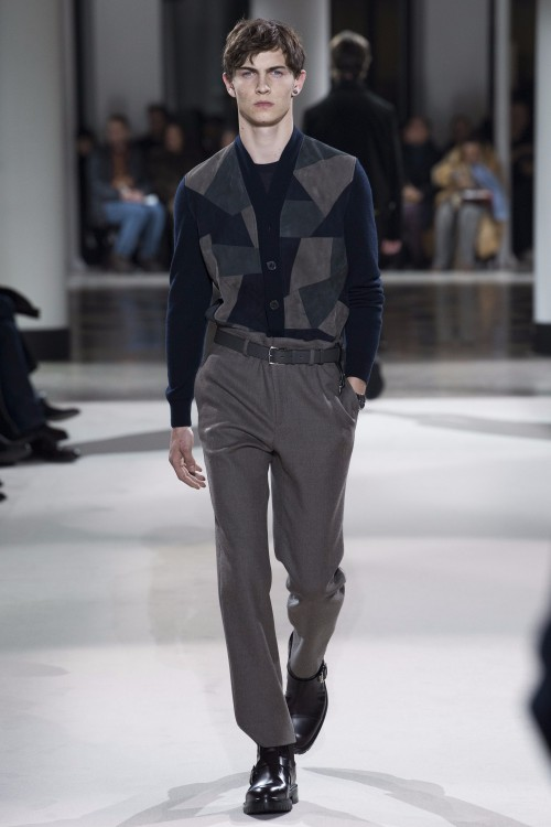 Hermès Menswear FW 2017 Paris21