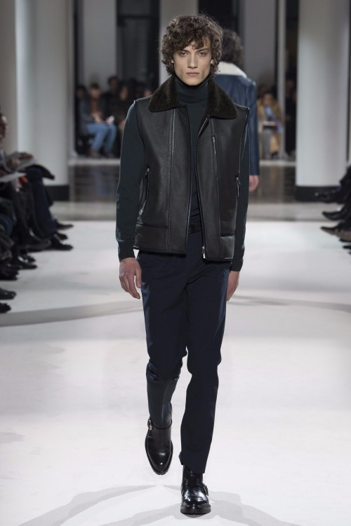 Hermès Menswear FW 2017 Paris22