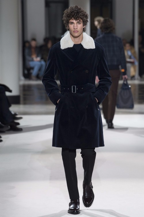Hermès Menswear FW 2017 Paris24
