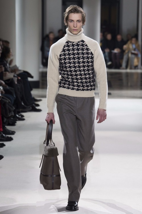 Hermès Menswear FW 2017 Paris28