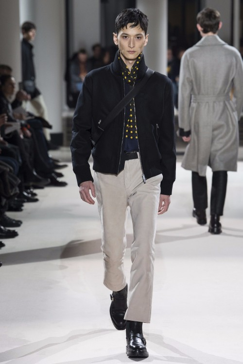 Hermès Menswear FW 2017 Paris32