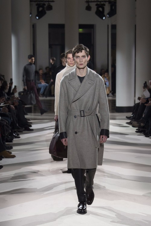 Hermès Menswear FW 2017 Paris46