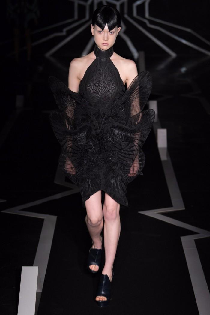 Iris van Herpen Haute Couture SS 2017 Paris13