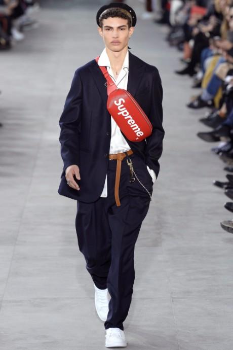Louis Vuitton Menswear FW 2017 Paris1
