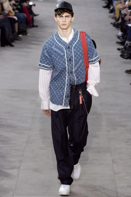 Louis Vuitton Menswear FW 2017 Paris10