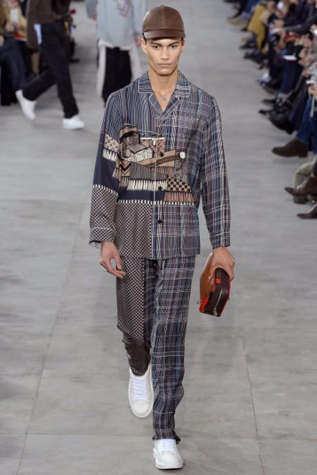 Louis Vuitton Menswear FW 2017 Paris19
