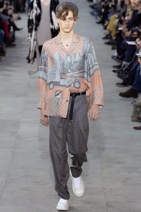 Louis Vuitton Menswear FW 2017 Paris33