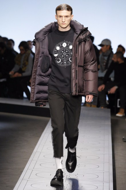 Marcelo Burlon County of Milan FW 2017 Milan38