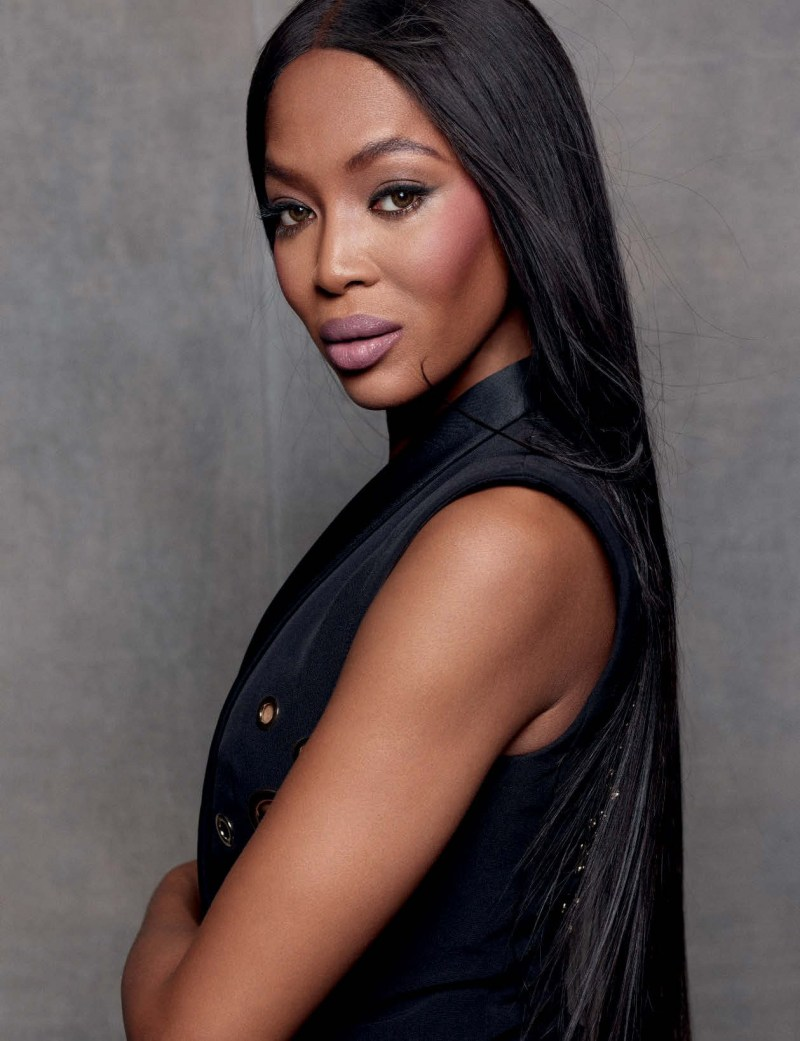 Naomi Campbell by Nico Bustos6