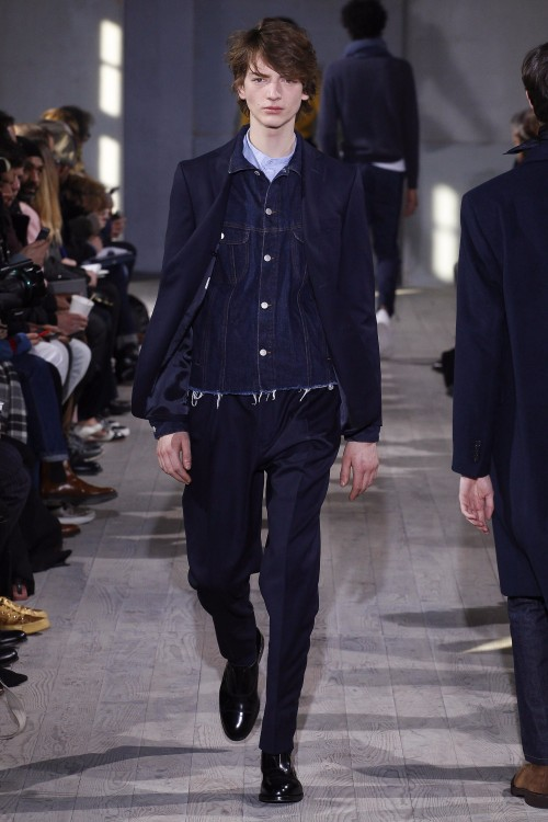 Officine Generale Menswear FW 2017 Paris16